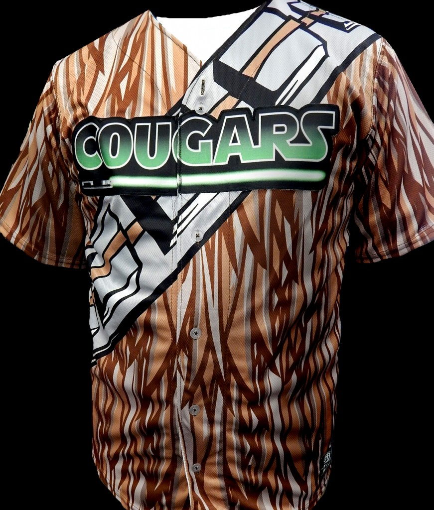 Cougars Star Wars Jersey