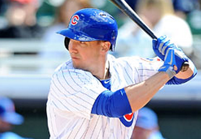 Cubs Call Up Outfielder Brian Bogusevic