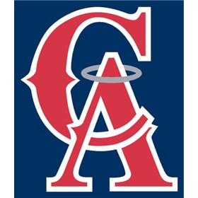 california angels logo