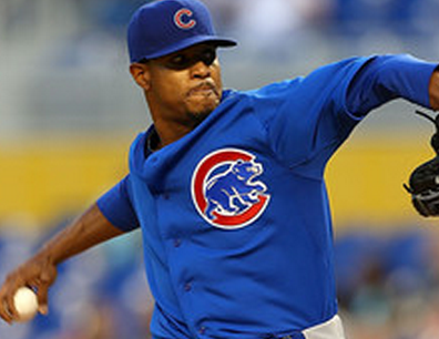 Edwin Jackson is Kind of the Best Pitcher on the Cubs and Other Bullets