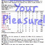 Enhanced Box Score: Cubs 7, Mariners 6 – June 30, 2013