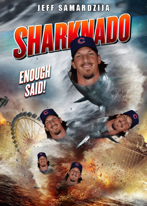 The Price on Jeff Samardzija is Both Super Tall, and Four Years Old