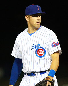 Mike Olt's Sore Shoulder Not a Huge Concern, and the Love is Percolating