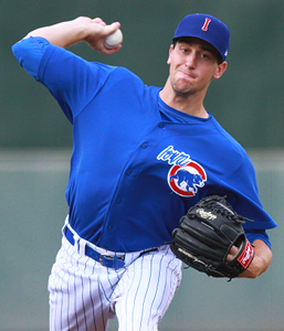 Kyle Hendricks Knows What He Needs to Know to Succeed at the Next Level
