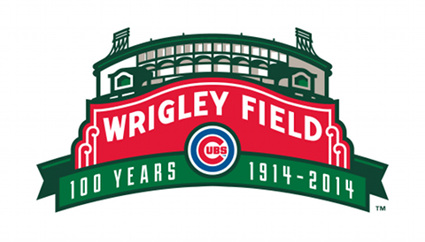 The Cubs Have Released the 100th Anniversary Logo for Wrigley Field