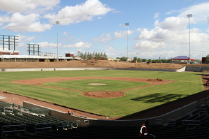 Checking in on the New Facilities in Mesa, Arizona