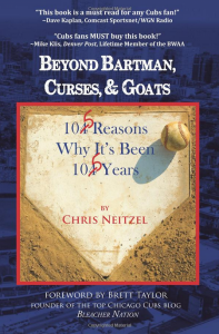 105 reasons beyond bartman