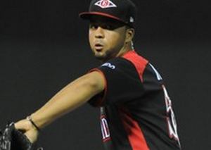 The Dominican Winter League Pitcher of the Year is Cubs Prospect Carlos Pimentel