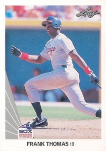 1990-Leaf-Baseball-Frank-Thomas