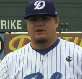 Holy Picture of Dan Vogelbach, Batman!