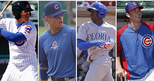 Seven Cubs Make Baseball America's Top 100 Prospects, Including Two of the Top Eight