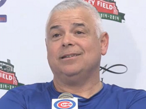 rick renteria cubs speak