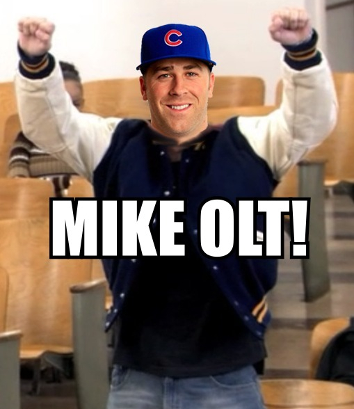 Do Yesterday's Roster Moves Really Mean Mike Olt Made the Team? And Other Bullets
