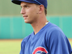 Addison Russell Crushes, Albert Almora Catches (VIDEO)