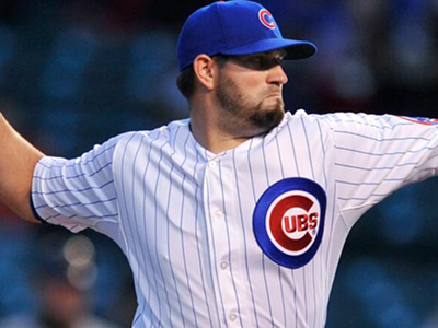 The Jason Hammel Signing is Officially Official