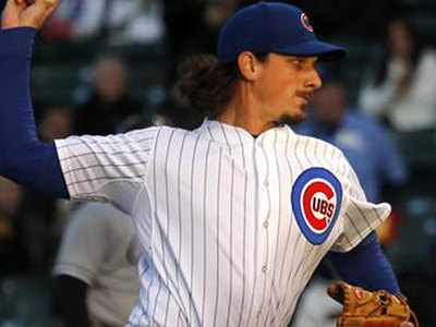 As Rangers and Marlins Look to Overcome Pitching Injuries, Jeff Samardzija Chatter Ticks Up