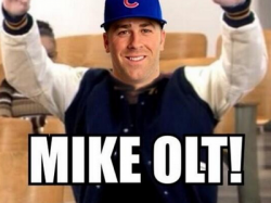 Statistical Fun with Mike Olt's Odd Start to the Season