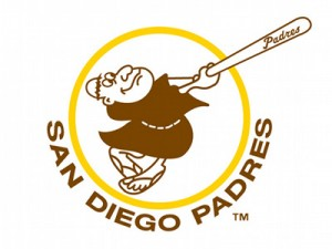san diego padres logo feature
