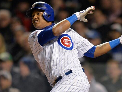 Starlin Castro Has Crushed Two Homers Today Against the Cardinals (VIDEO)