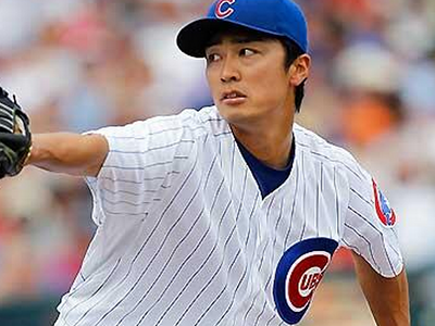 Tsuyoshi Wada Officially Joins the Chicago Cubs Rotation on Wednesday