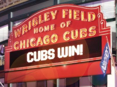 wrigley marquee feature