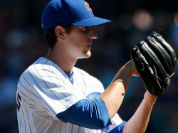 Kyle Hendricks Is the NL Rookie of the Month – How Good Was He? How Good Can He Be?