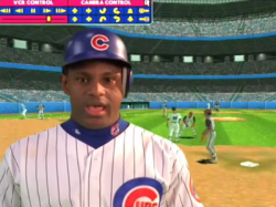 You're Welcome: Sammy Sosa in High Heat Baseball Circa 2001