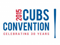 Closing Down the 2015 Cubs Convention and Other Bullets