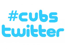 Miscellaneous #CubsTwitter Fun: Baker Face, Barkley Throw, Rizzo Small, Soler Slug, More