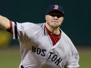 jake peavy red sox