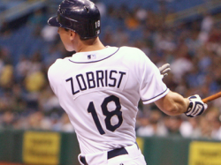 Rays Trade Ben Zobrist and Yunel Escobar to the A's (UPDATE)