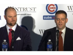 Theo Epstein, Jon Lester, and an Aromatic Sense of Humor
