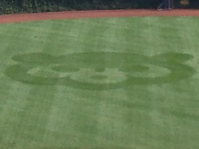 wrigley outfield