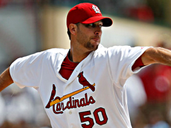 What's Up With Adam Wainwright's Struggles Since Returning From the Achilles Injury?