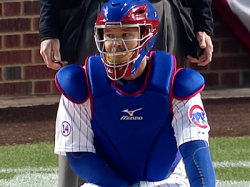 Cubs Place David Ross on Concussion Disabled List