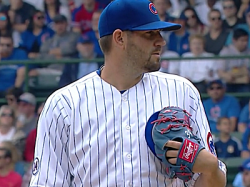 Looking at Jason Hammel's Pitches Before and After His Hamstring Injury