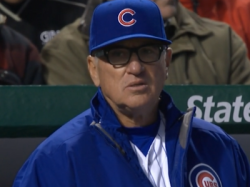 Joe Maddon is Already in the Playoffs and Other Bullets