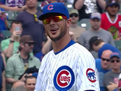 Cubs Trail in All-Star Voting, Kris Bryant Has No Friends (VIDEO)