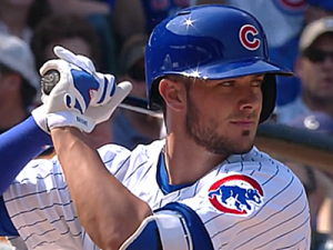 kris bryant batting