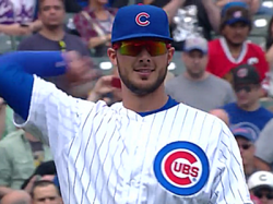 Managers Say Kris Bryant is a Great Defensive Third Baseman – Do the Numbers Agree?