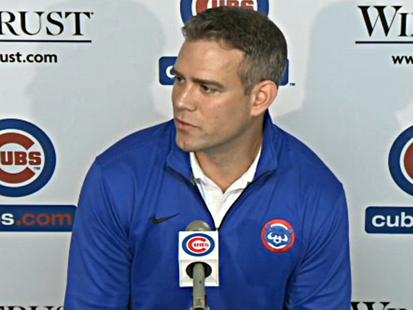 theo epstein press conference speaks