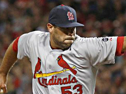 Cardinals Reliever Jordan Walden Heads to Disabled List Ahead of Cubs Series