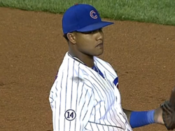 Starlin Castro Apologizes After Mental Mistake