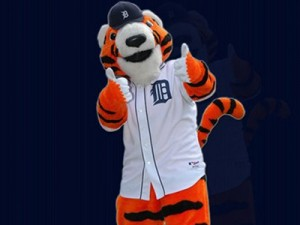detroit tigers paws