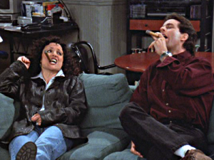 elaine and jerry cigars