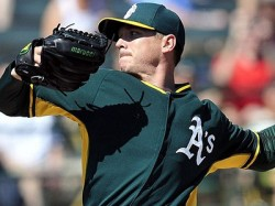 Scott Kazmir Leaves Start with Triceps Issue – Trade Value Compromised? (UPDATE)