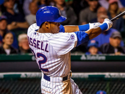 Addison Russell's Contact Quality, Mark Grace's Era, and Other Bullets