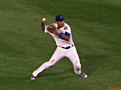 addison russell throw