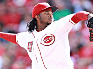 johnny cueto righty reds
