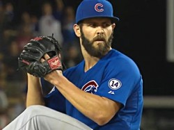 Important News Update: Jake Arrieta Shaved His Beard